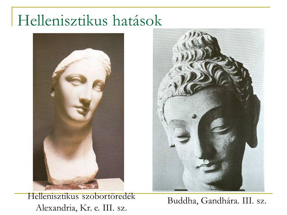 Hellenisztikus hatások