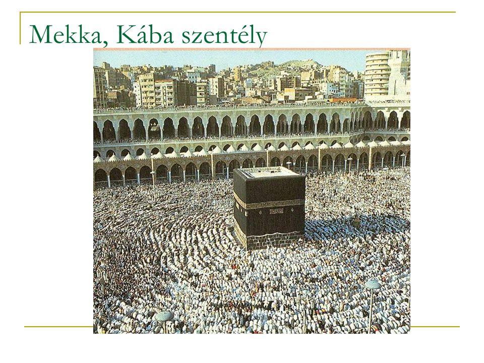 Mekka, Kába szentély