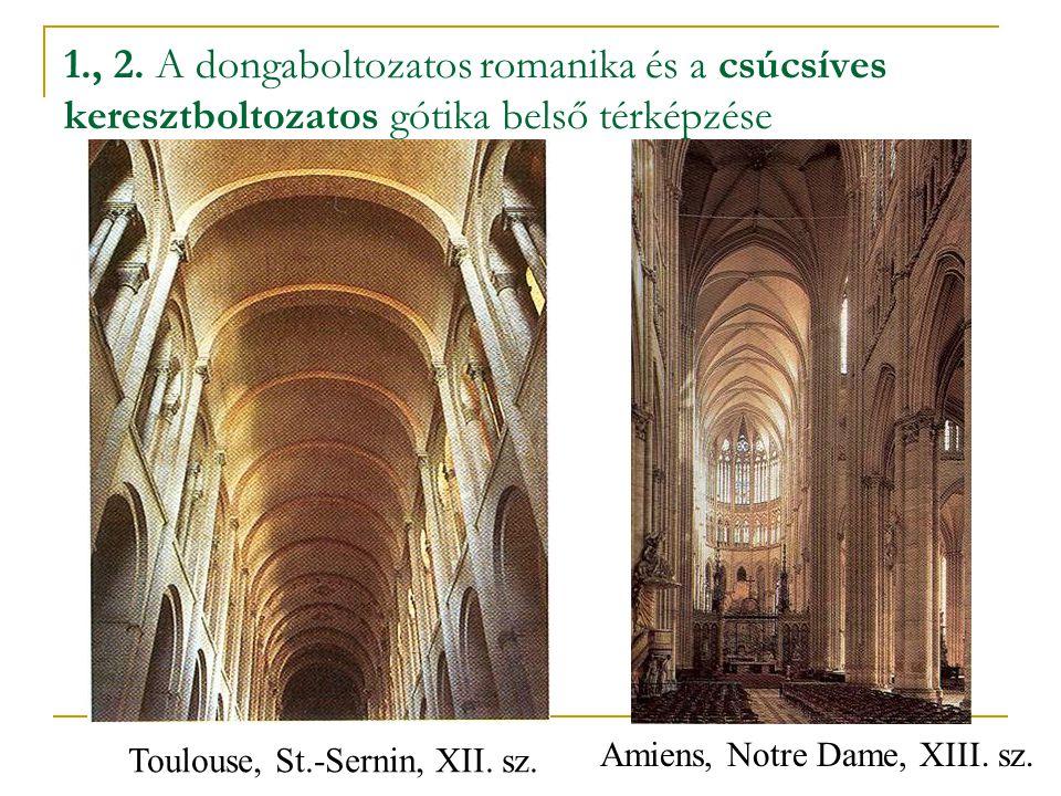 Toulouse, St.-Sernin, XII. sz.