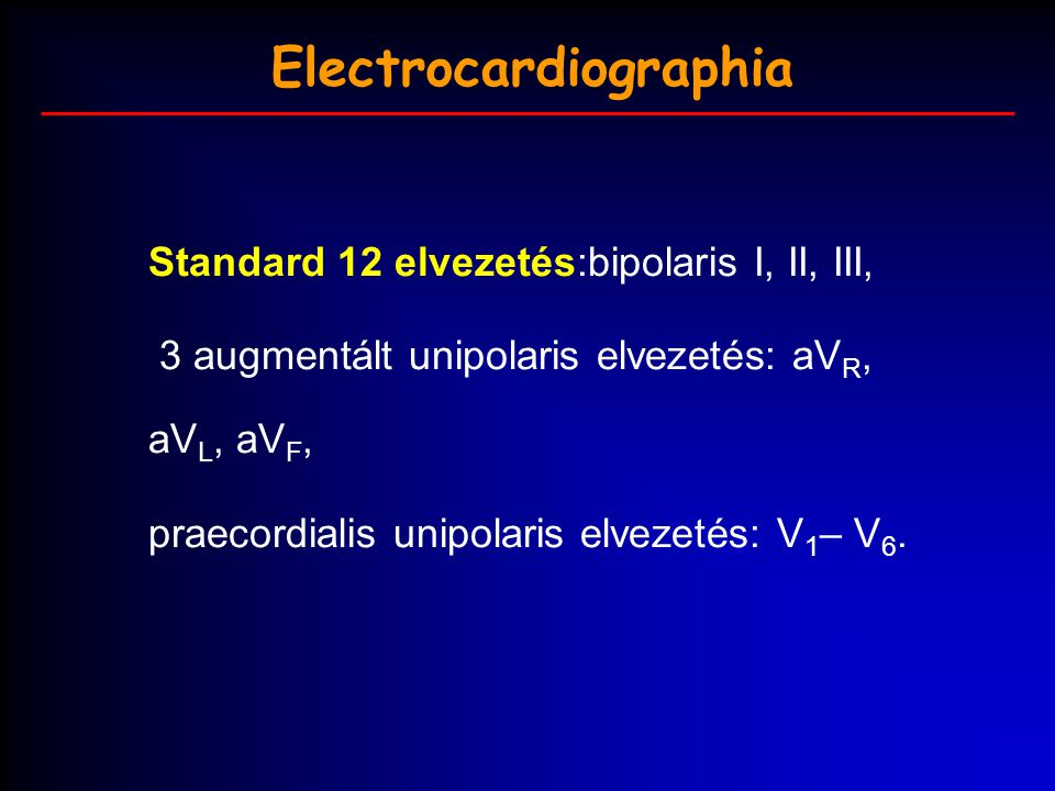 Electrocardiographia