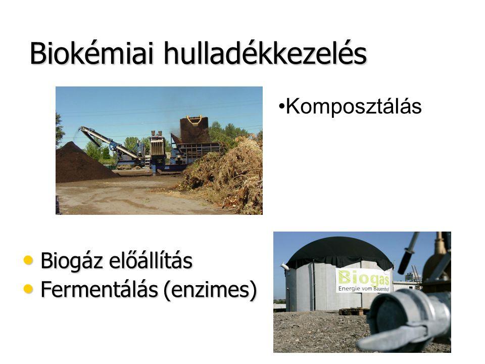 Biokémiai hulladékkezelés