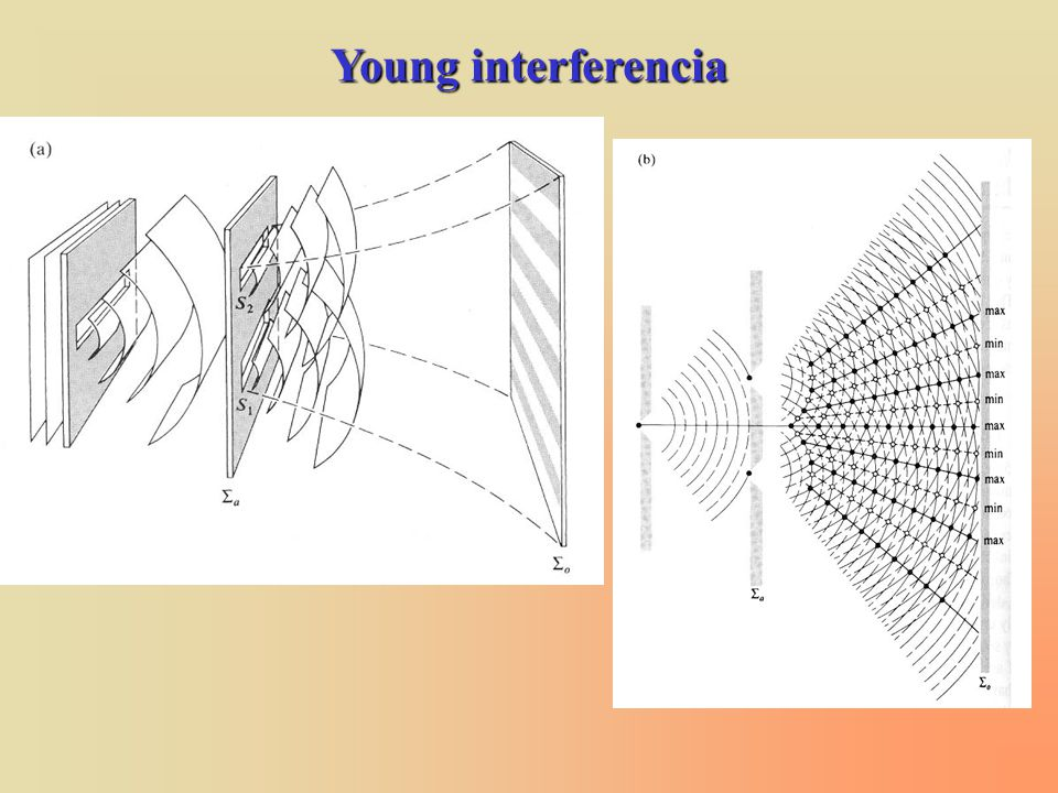 Young interferencia