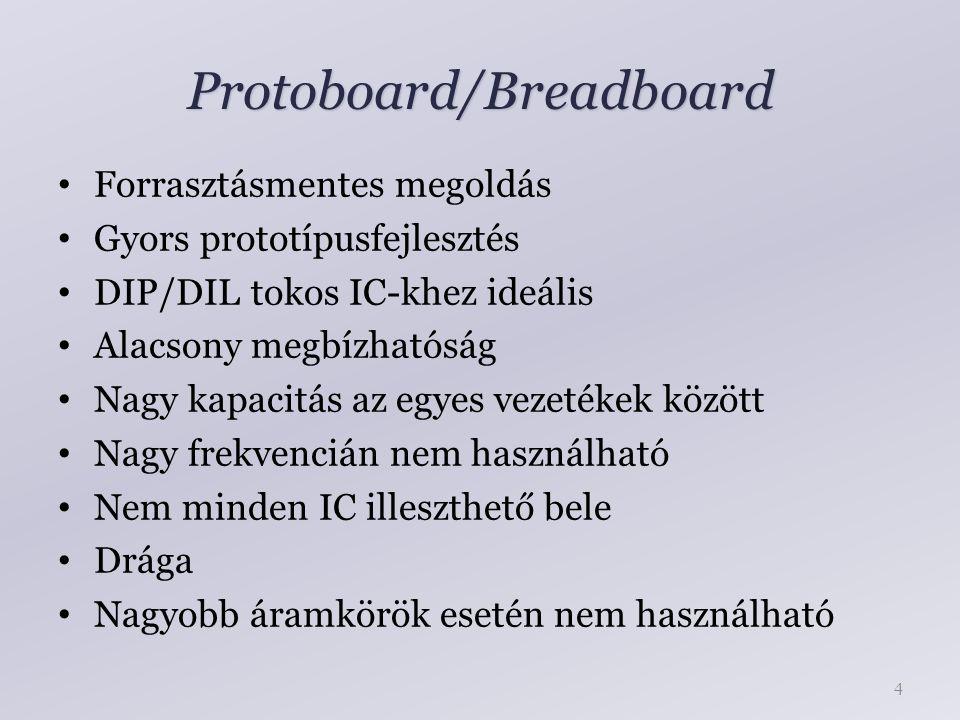 Protoboard/Breadboard