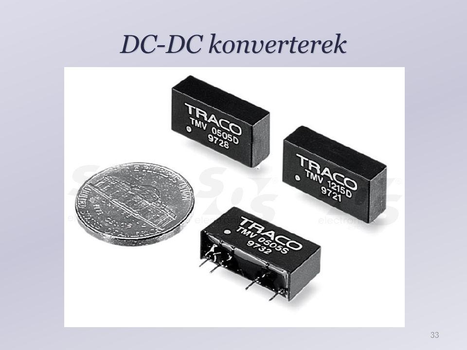 DC-DC konverterek