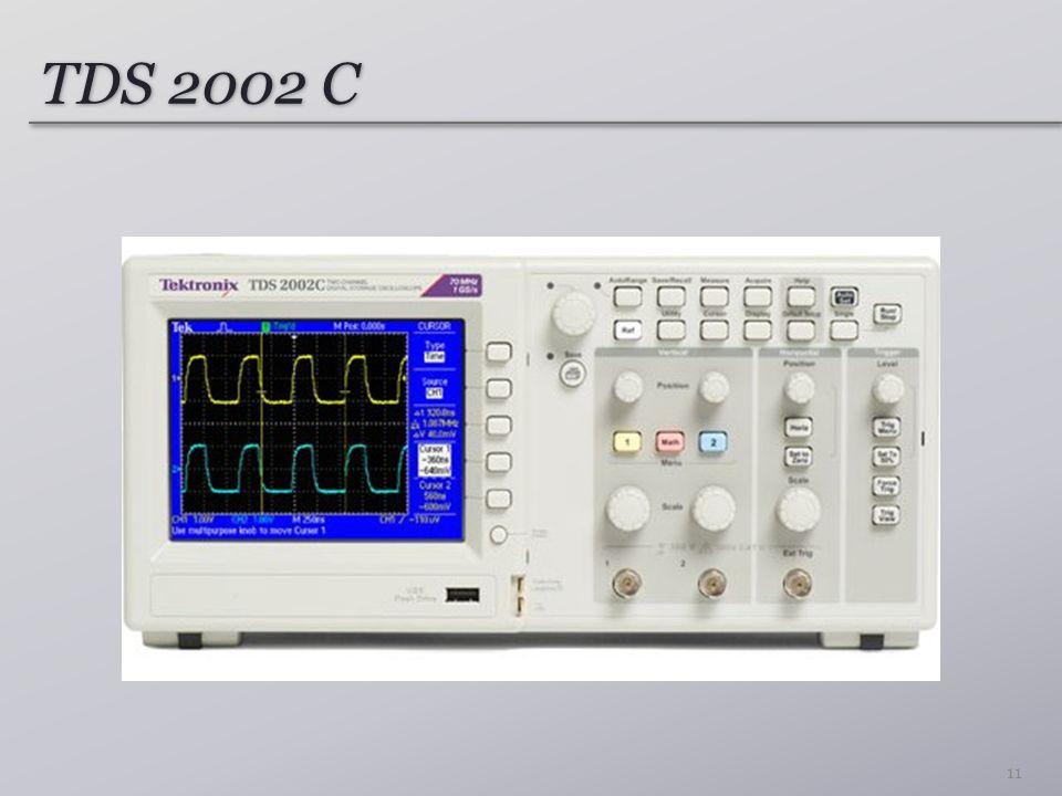 TDS 2002 C