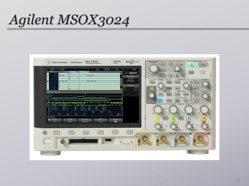 Agilent MSOX3024