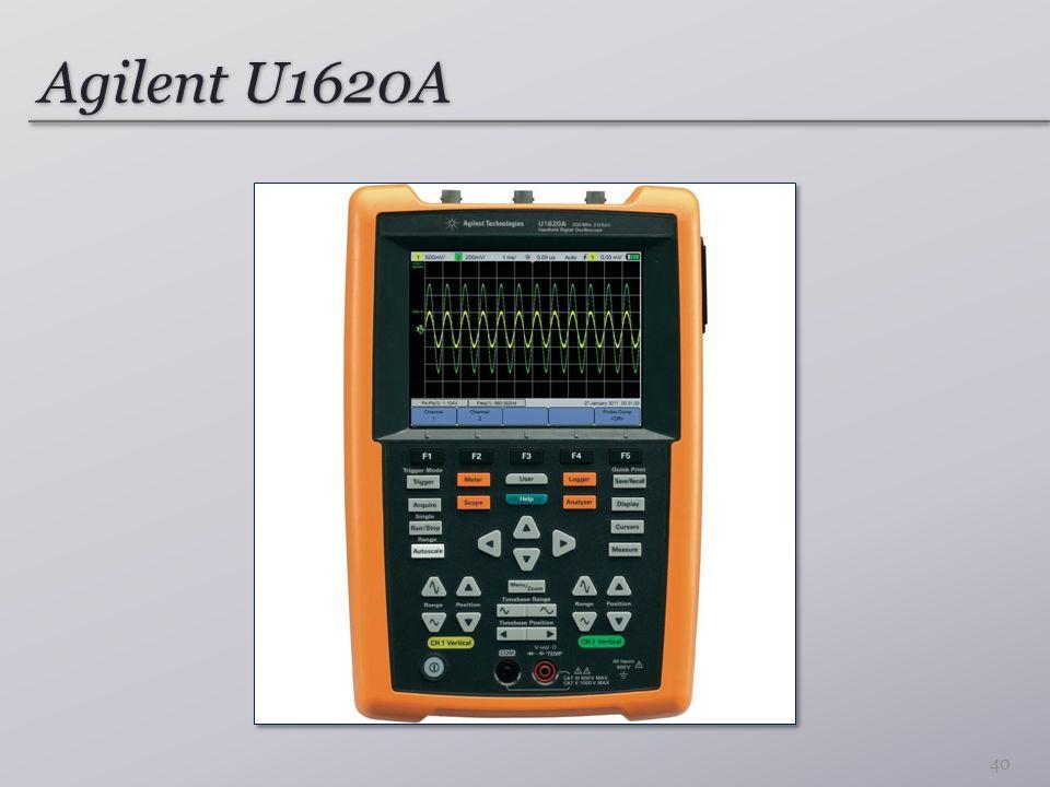Agilent U1620A