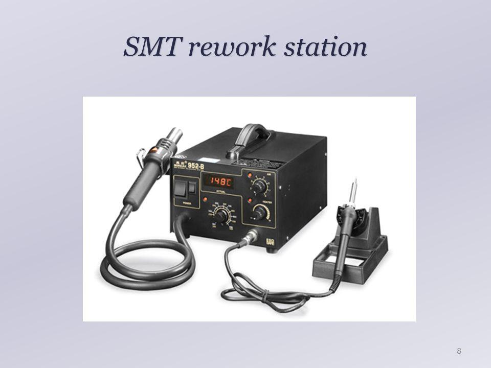 SMT rework station
