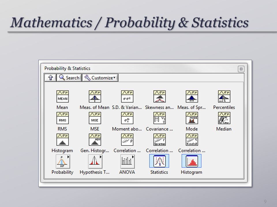Mathematics / Probability & Statistics