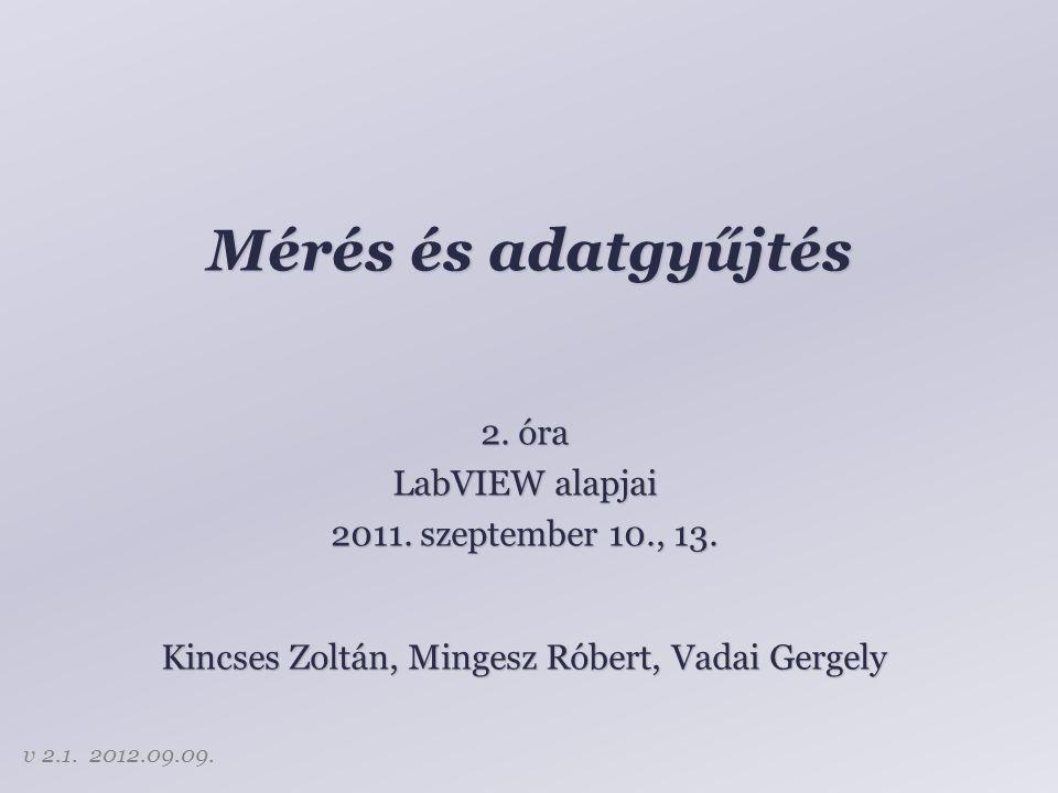 Kincses Zoltán, Mingesz Róbert, Vadai Gergely