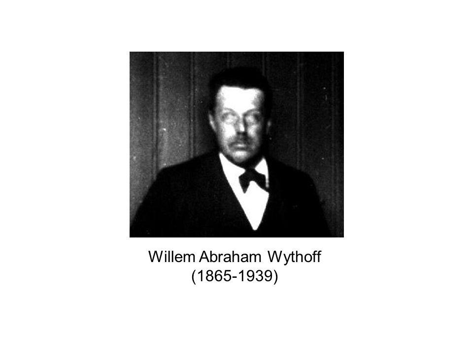 Willem Abraham Wythoff