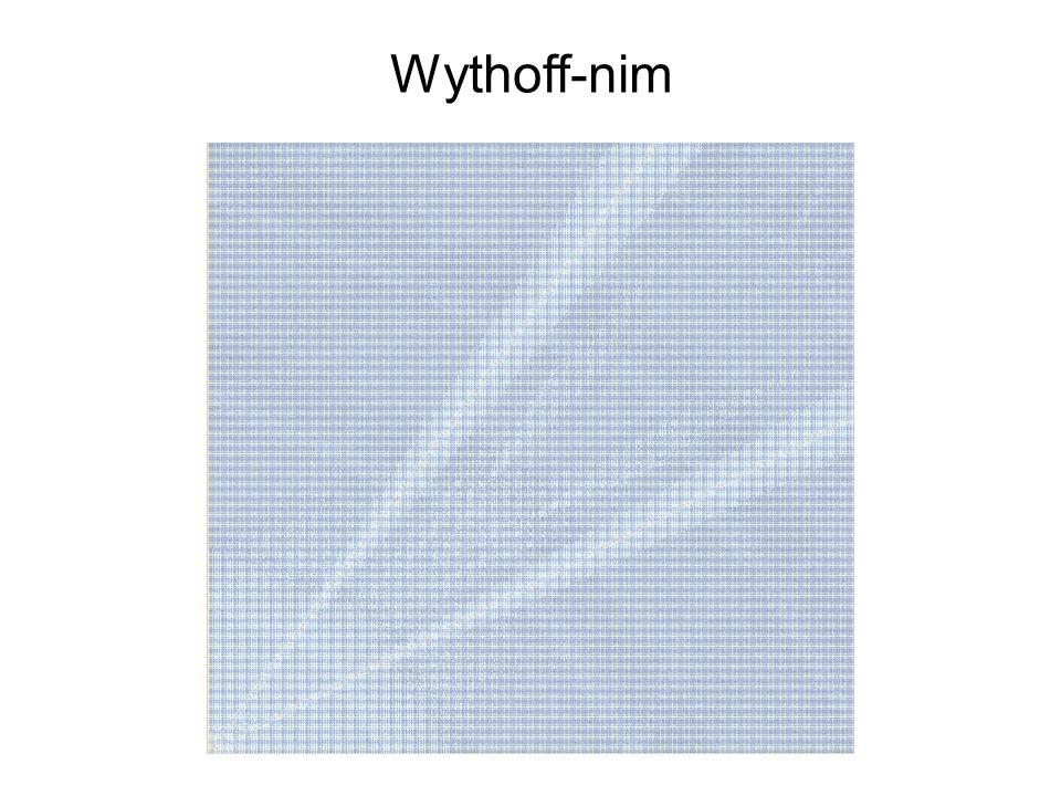 Wythoff-nim