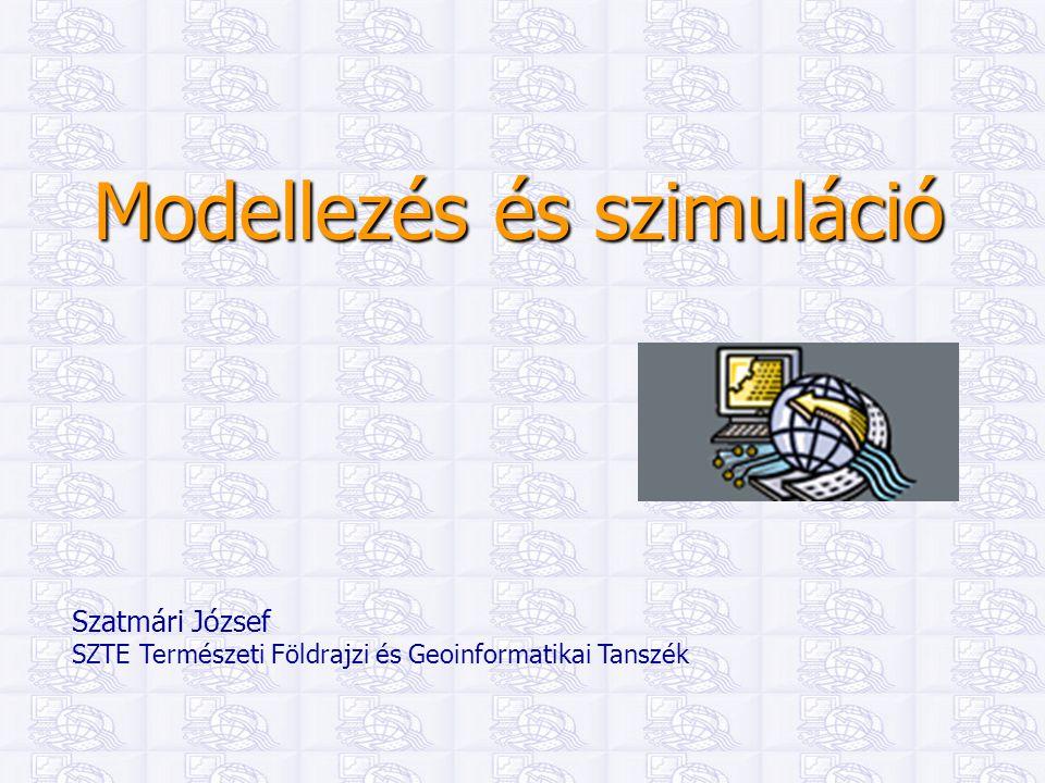 Modellezés és szimuláció
