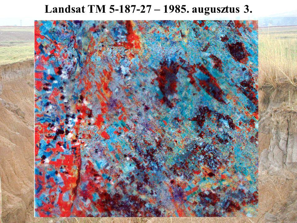 Landsat TM 5-187-27 – 1985. augusztus 3.