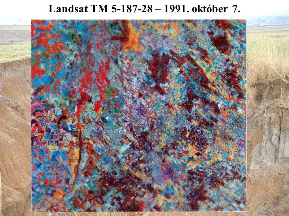 Landsat TM 5-187-28 – 1991. október 7.