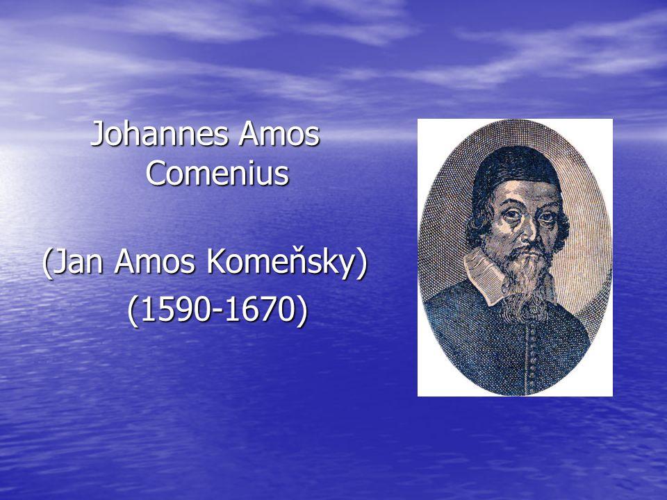 Johannes Amos Comenius