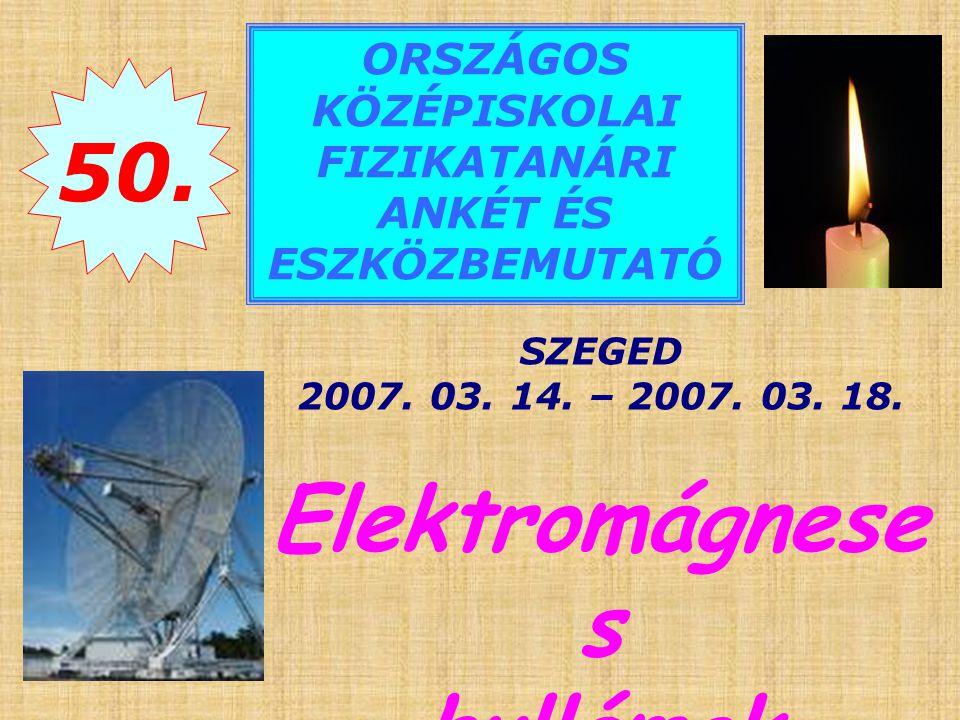Elektromágneses hullámok