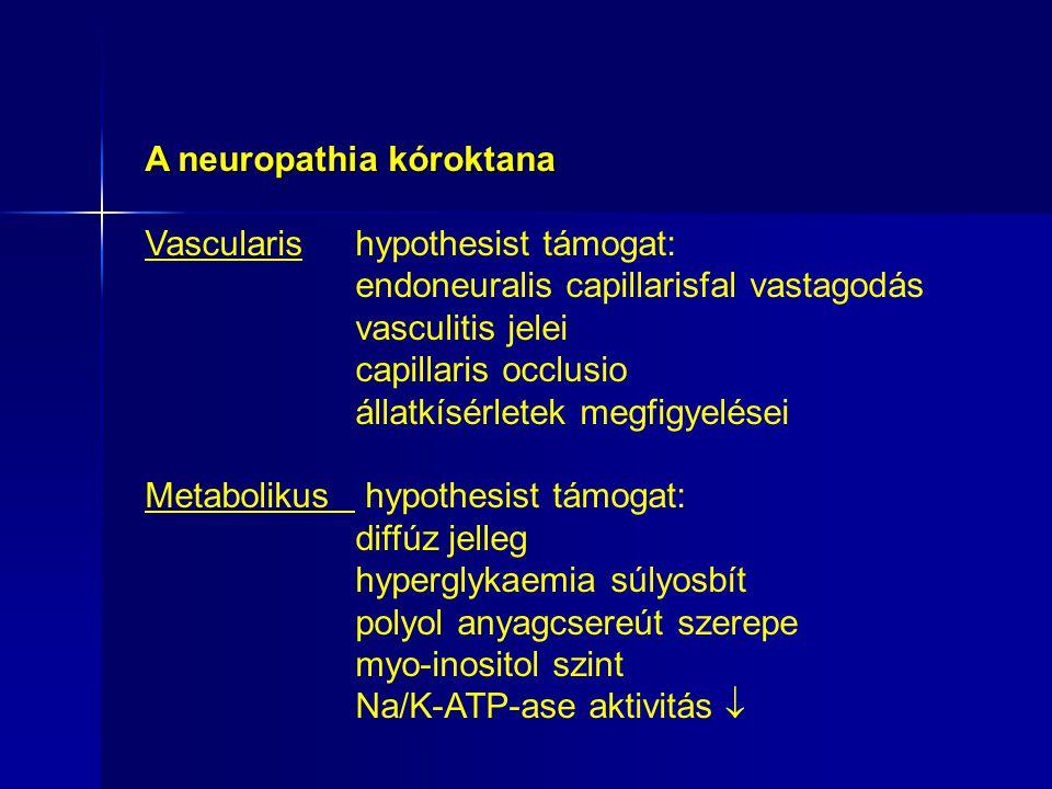 A neuropathia kóroktana