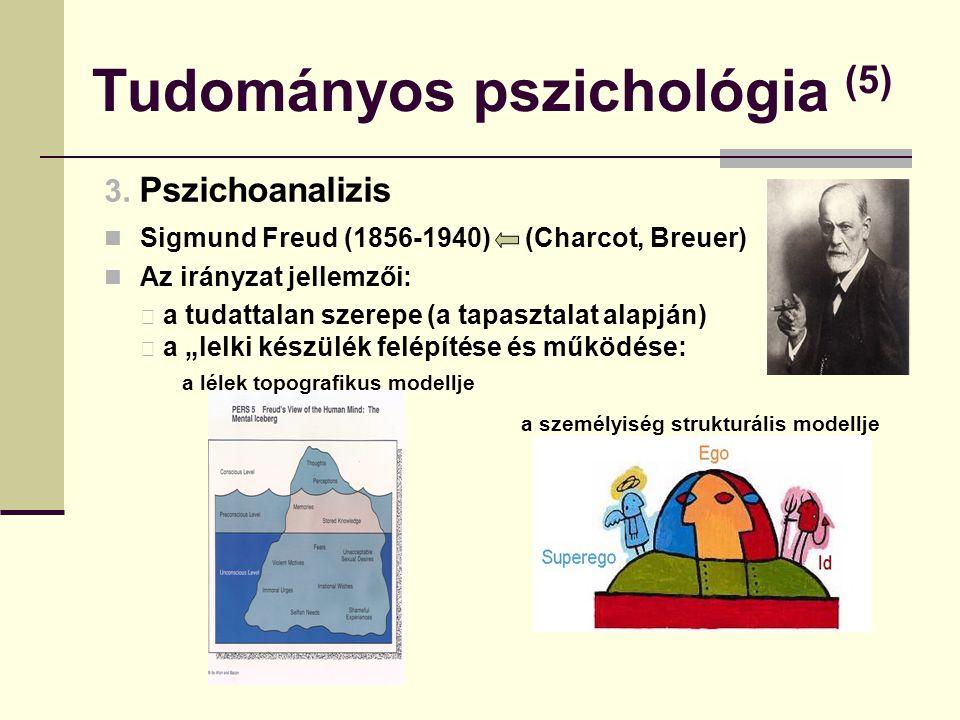 Tudományos pszichológia (5)