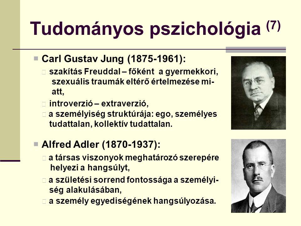 Tudományos pszichológia (7)