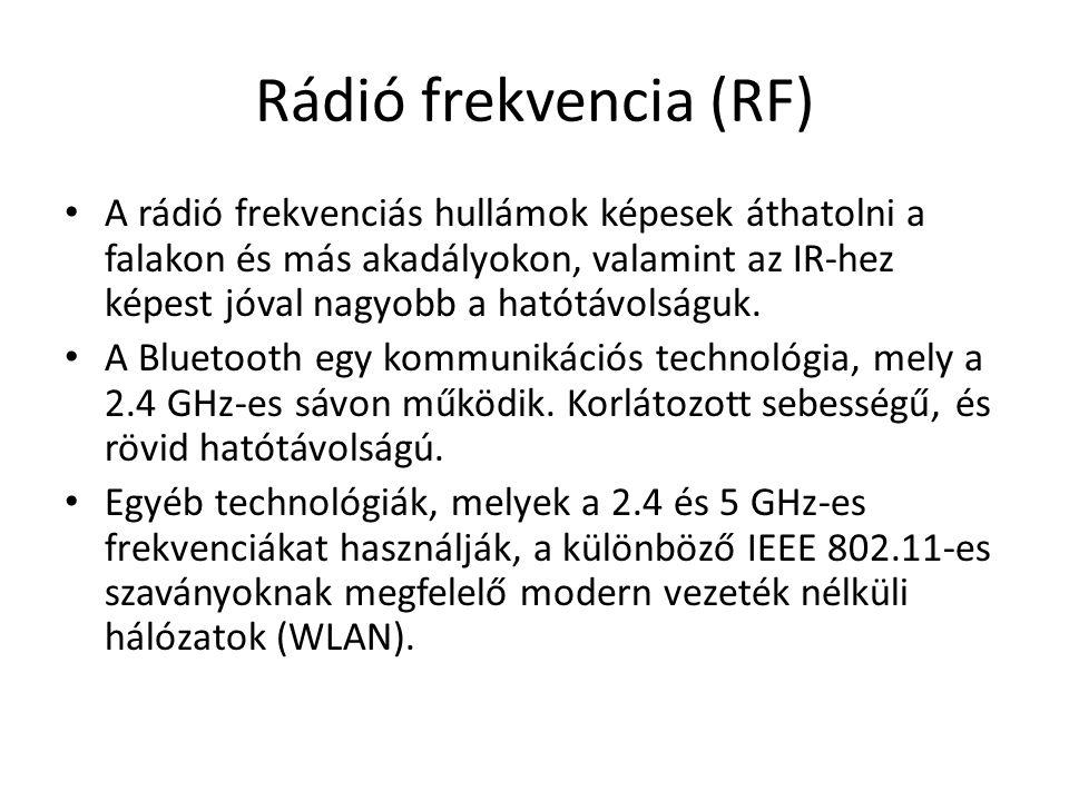 Rádió frekvencia (RF)