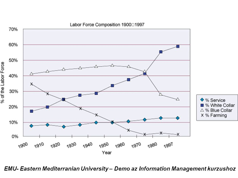 EMU- Eastern Mediterranian University – Demo az Information Management kurzushoz