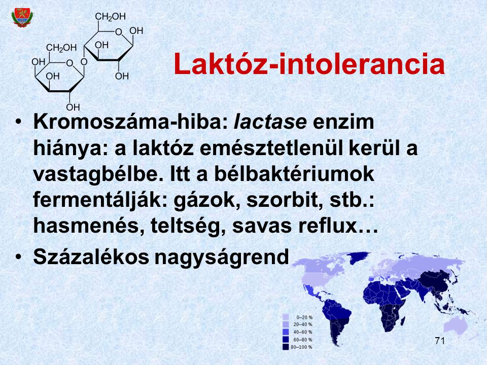 Laktóz-intolerancia