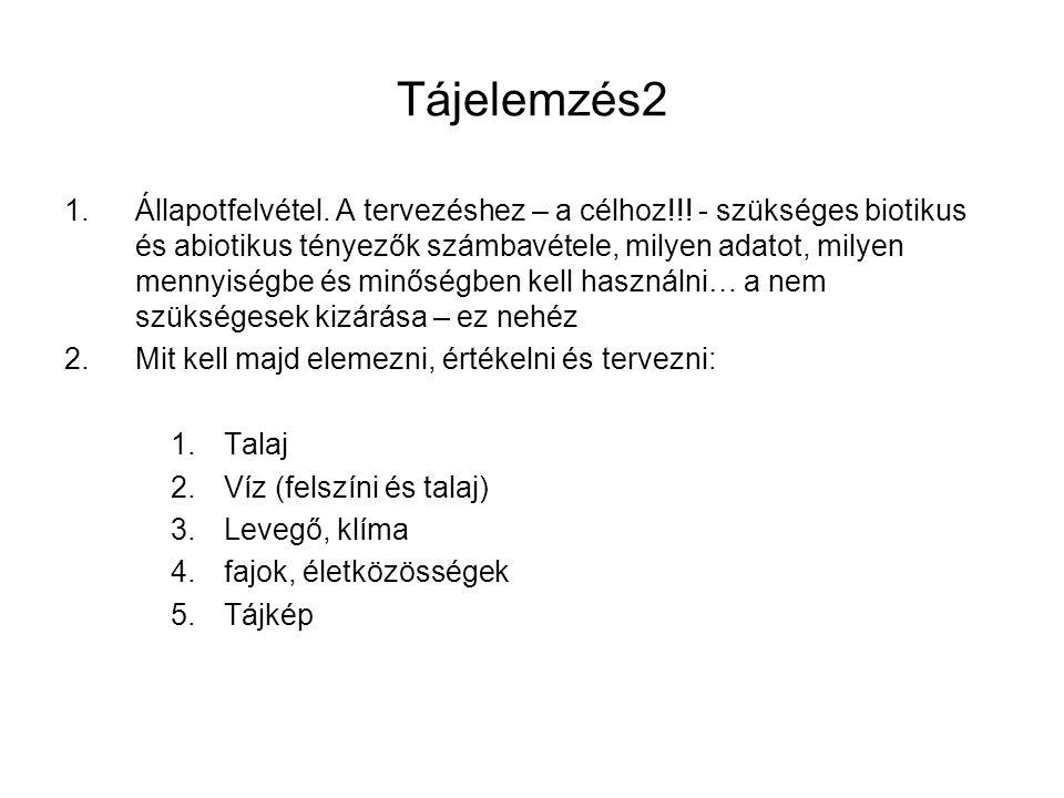 Tájelemzés2