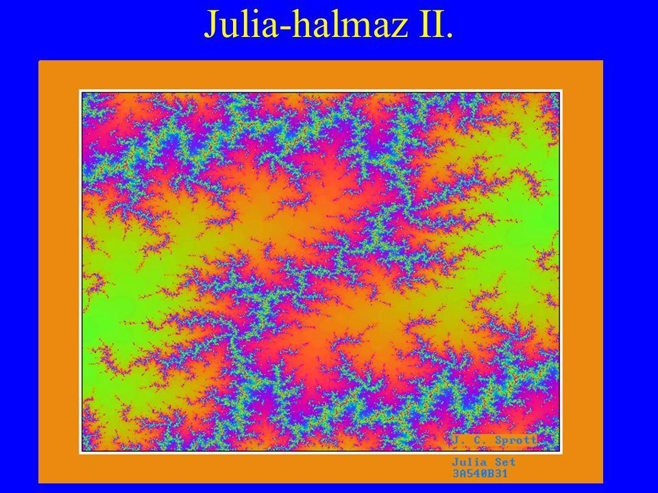 Julia-halmaz II.