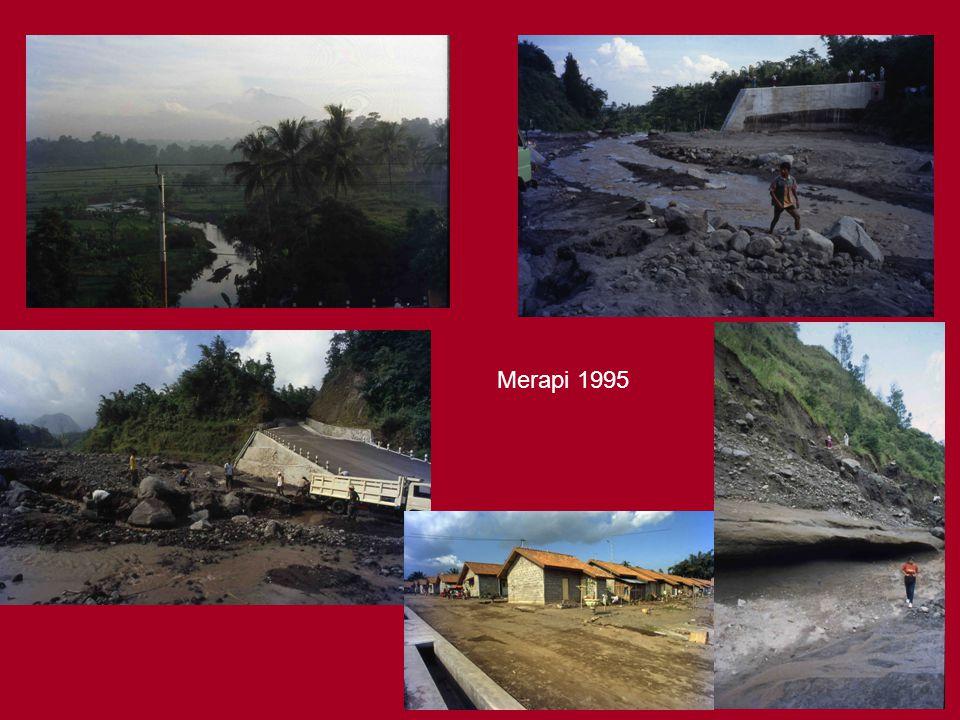 Merapi 1995