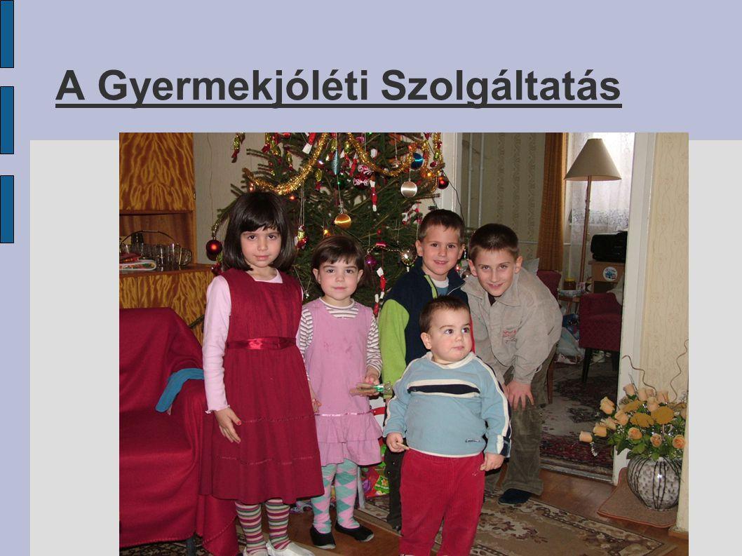 A Gyermekjóléti Szolgáltatás