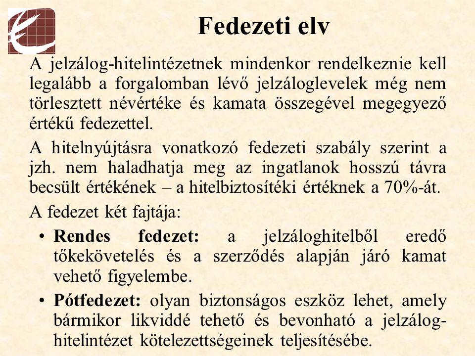 Fedezeti elv