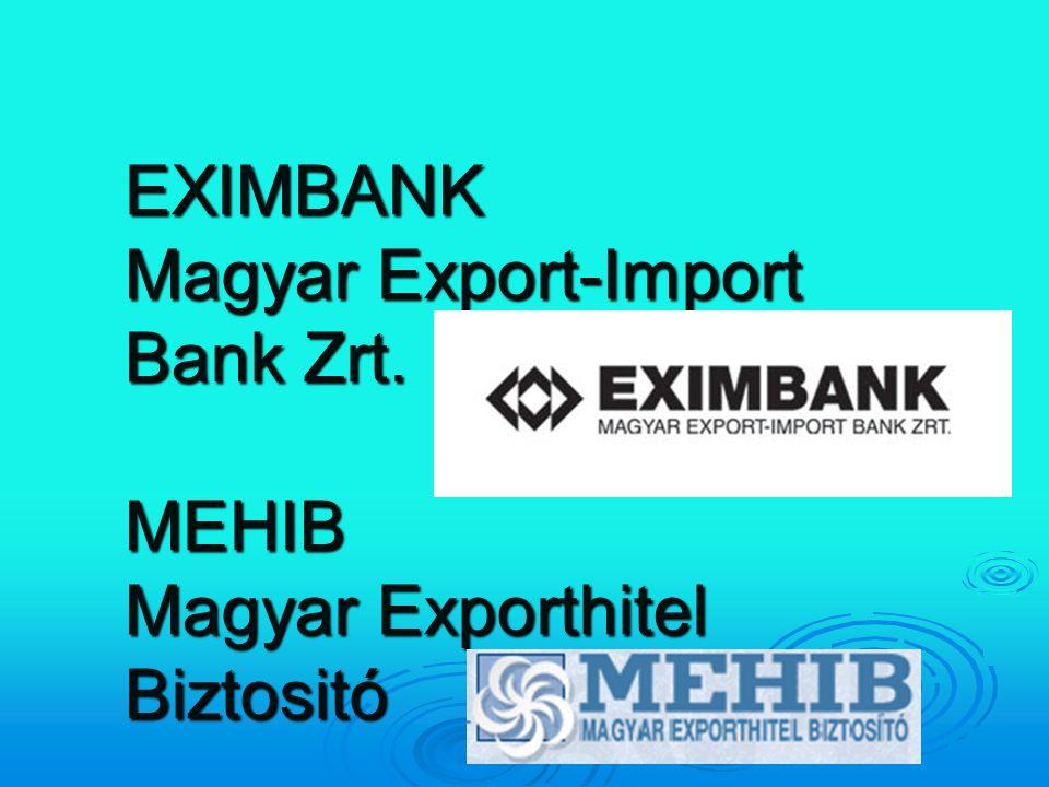 EXIMBANK Magyar Export-Import Bank Zrt