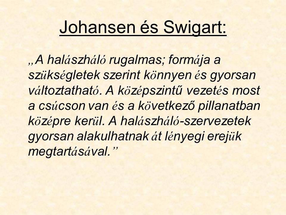 Johansen és Swigart: