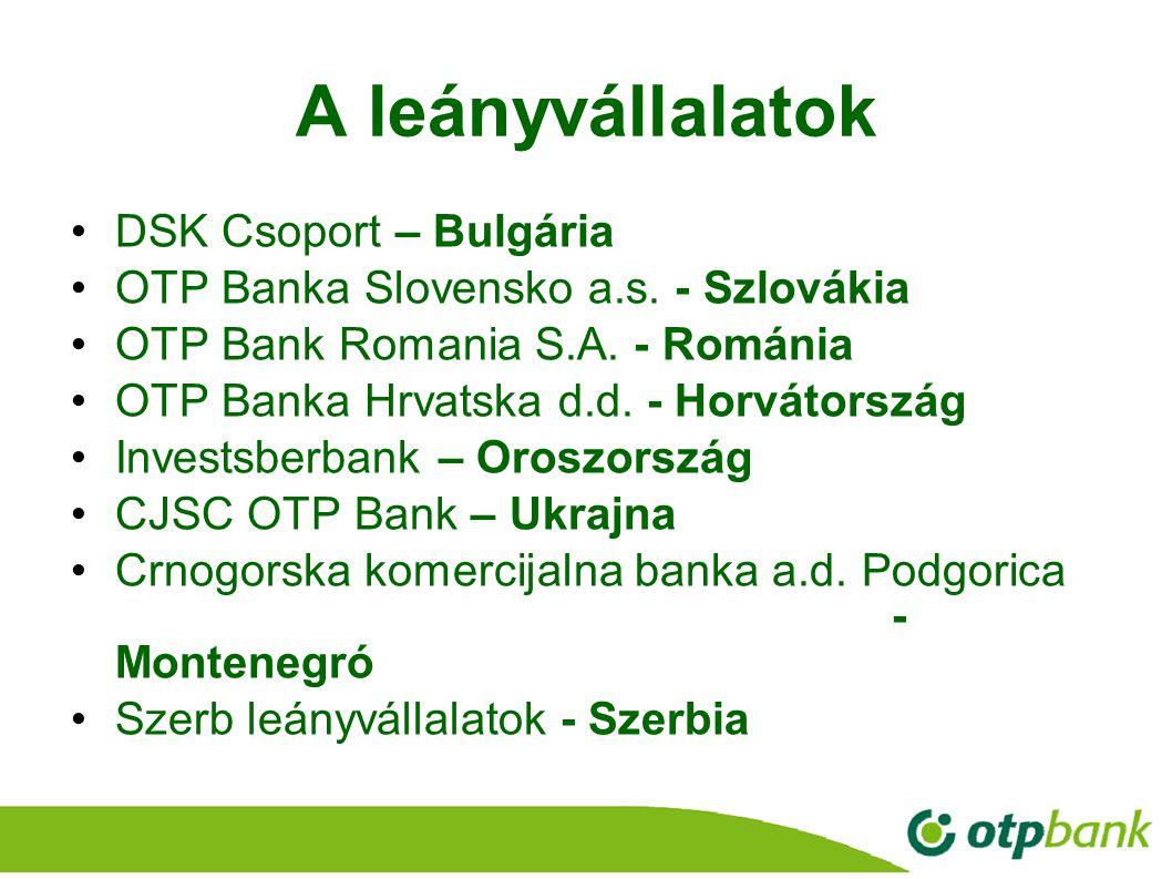 A leányvállalatok DSK Csoport – Bulgária