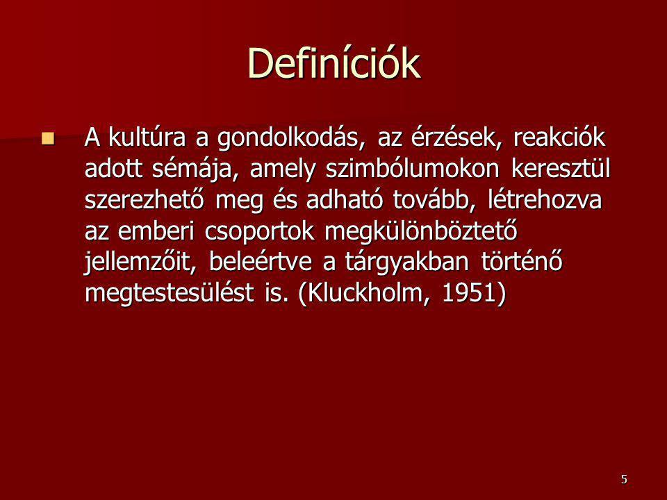 Definíciók