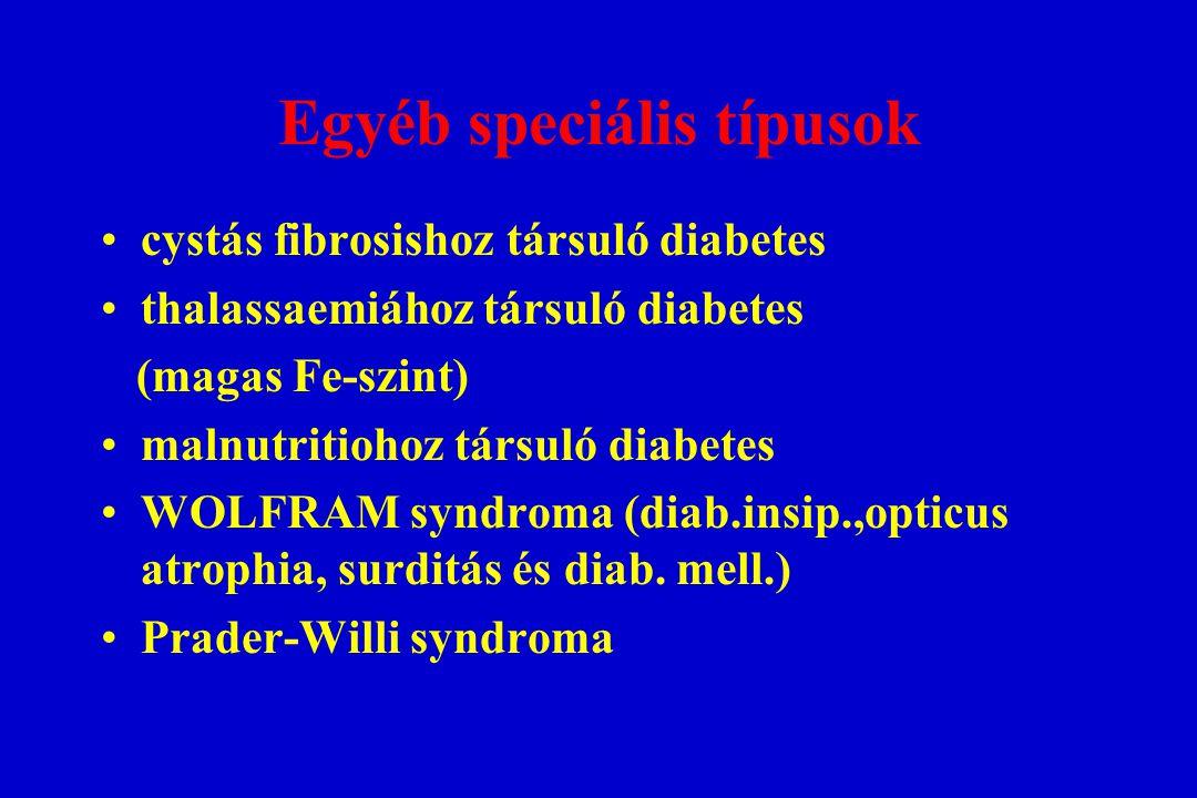 Egyéb speciális típusok