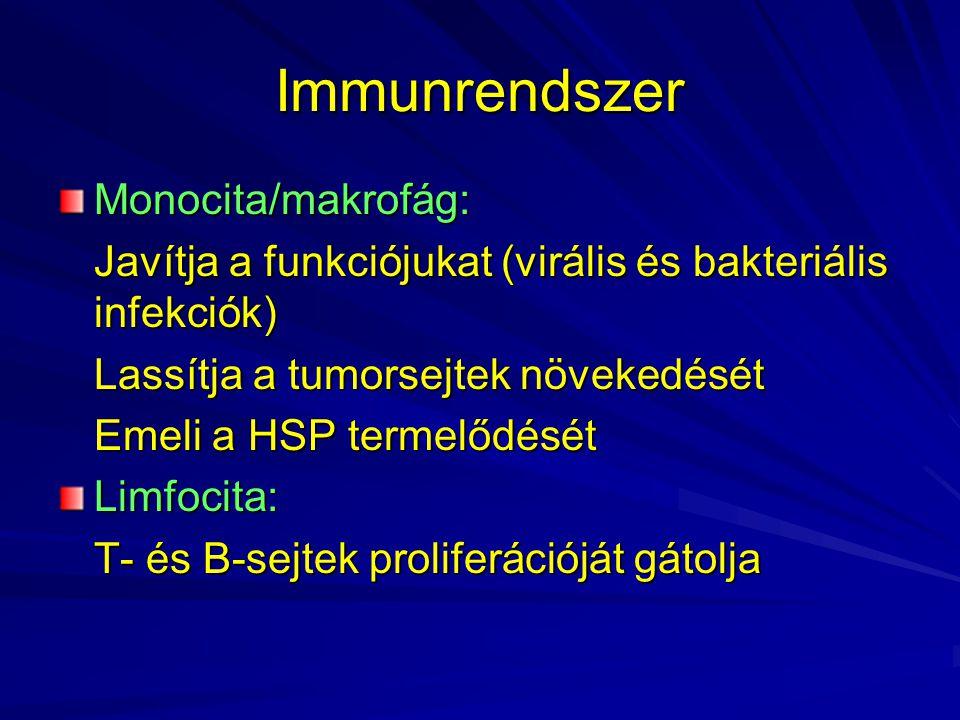 Immunrendszer Monocita/makrofág: