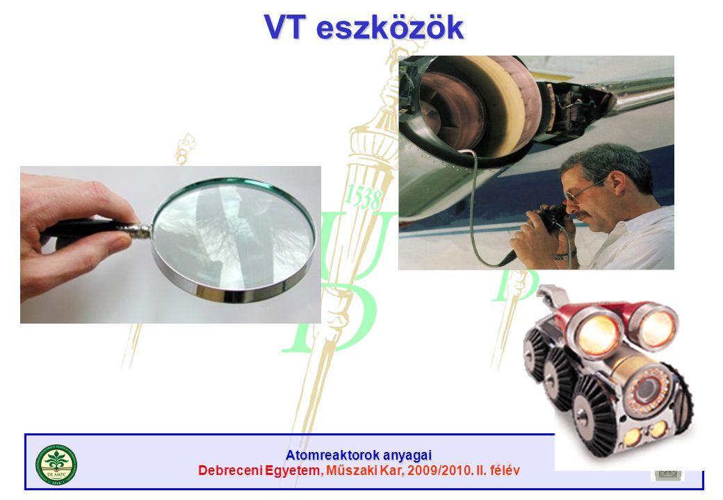 VT eszközök
