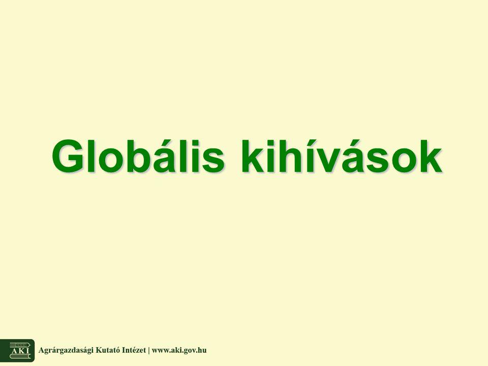 Globális kihívások 2