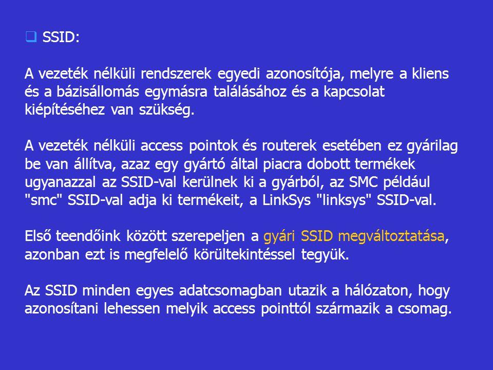 SSID:
