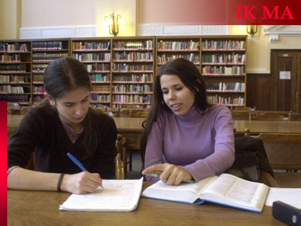 Informatikus könyvtáros MSc