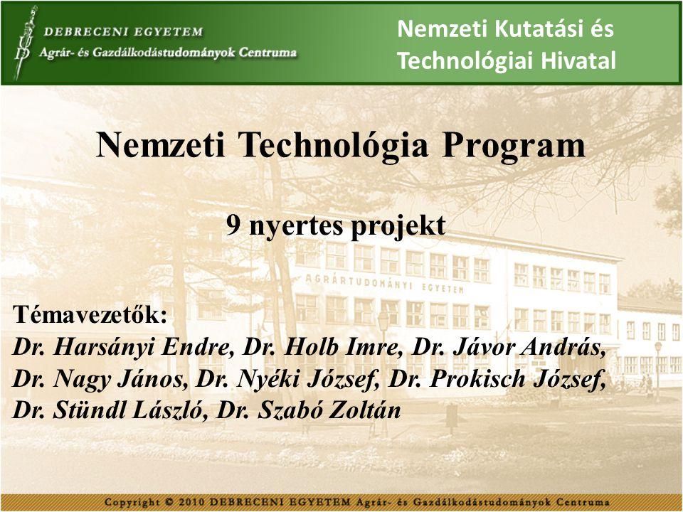 Nemzeti Technológia Program