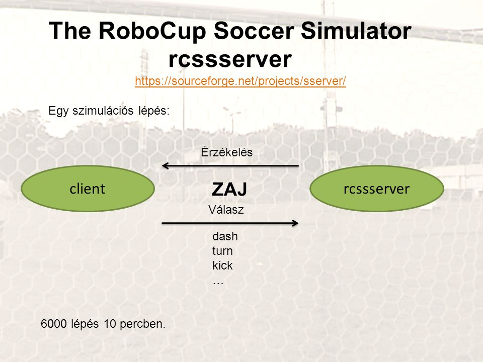 The RoboCup Soccer Simulator rcssserver