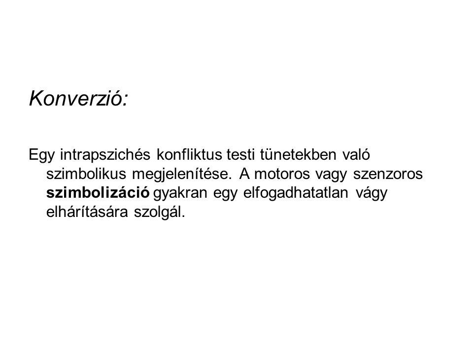 Konverzió: