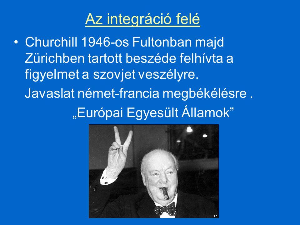 """""""Európai Egyesült Államok"""
