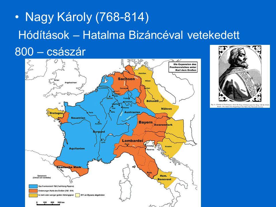 Hódítások – Hatalma Bizáncéval vetekedett