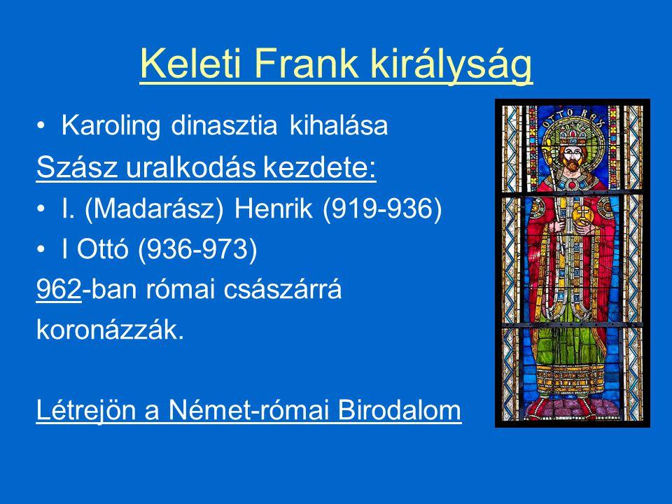 Keleti Frank királyság
