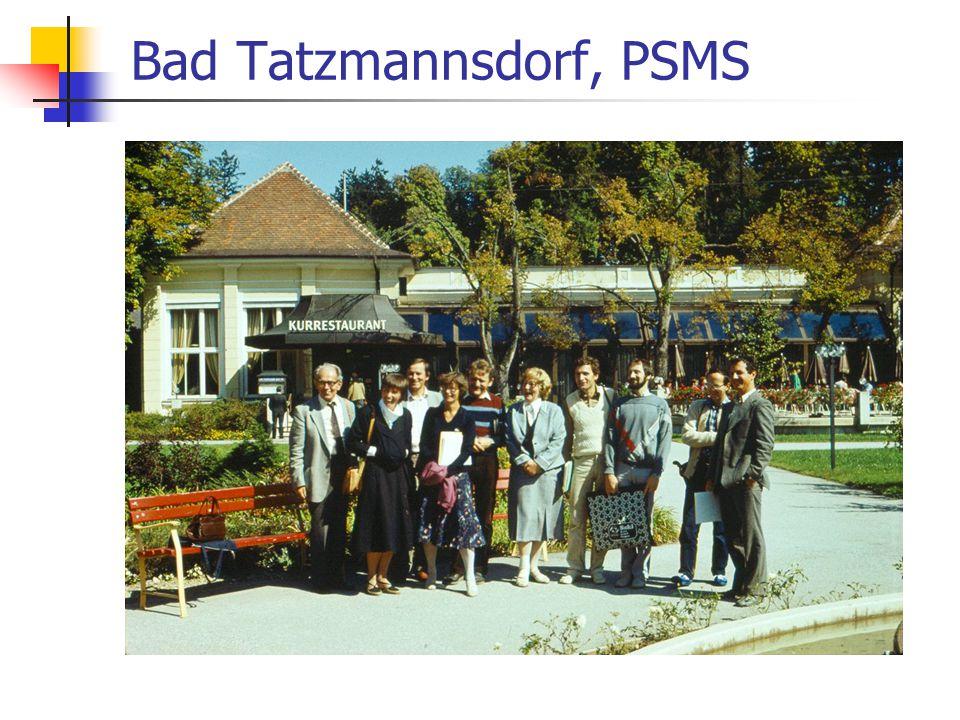 Bad Tatzmannsdorf, PSMS