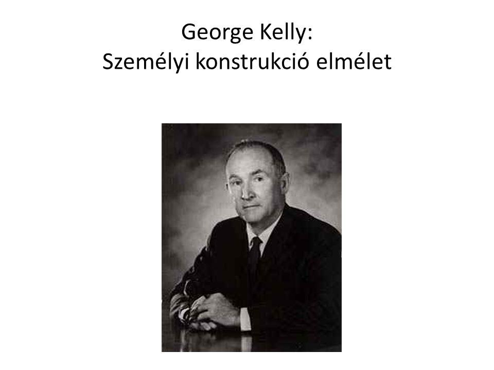 George Kelly: Személyi konstrukció elmélet
